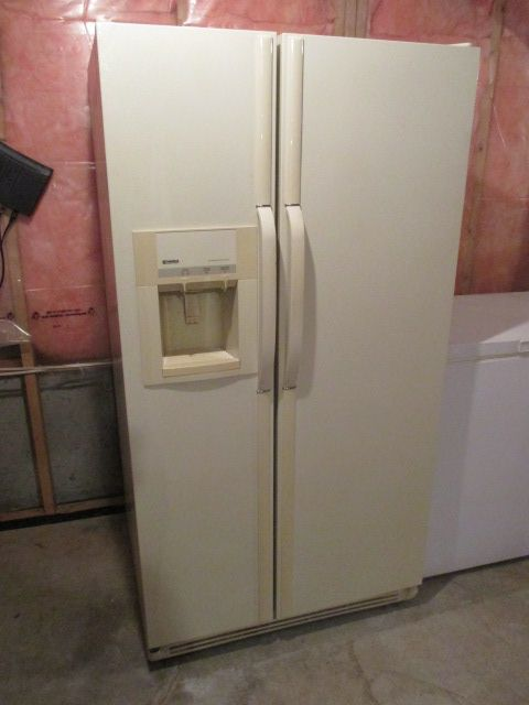 FRENCH-DOOR FRIDGE Content sale from pleasant Kanata South home – 27 Brandy Creek Crescent, Ottawa ON. Sale will take place Saturday, May 9th 2015, from 9am to 2pm. Visit www.sellmystuffcanada.com to view photos of all available items!