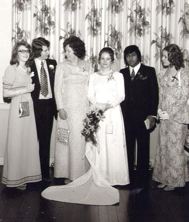 Dochter tante Martha trouwt