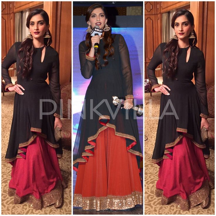 Yay or Nay : Sonam Kapoor in Anand Kabra