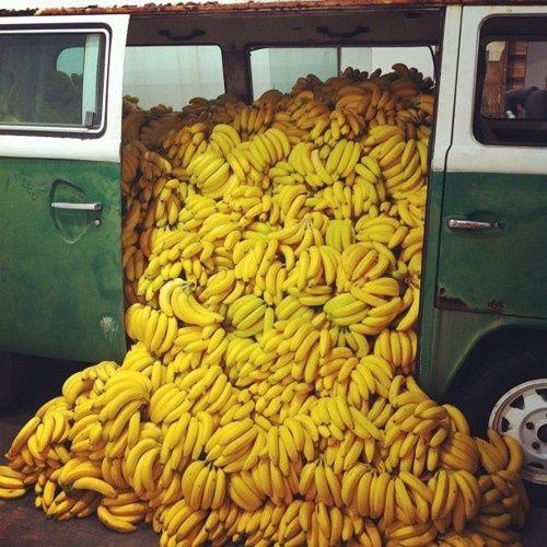 Banana Overload - Hanoi Vietnam