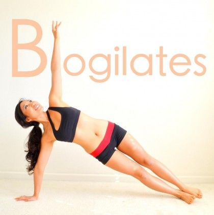 5 YouTube Channels for Exercise at Home Blogilates features POP Pilates and boot camp sculpting workouts to Top 40 Hits