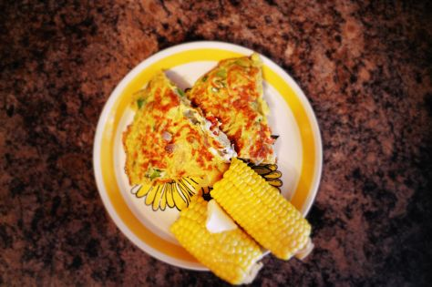 Tortilla or Spanish Omelet