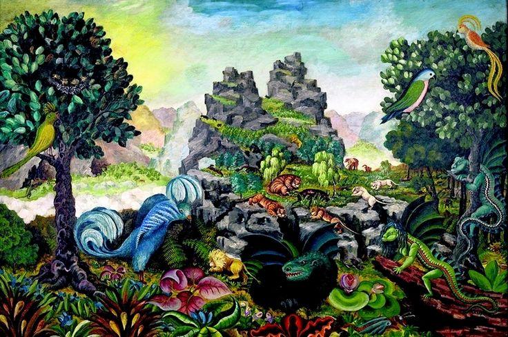 Teofil Ociepka, Dżungla wielka, 1959.