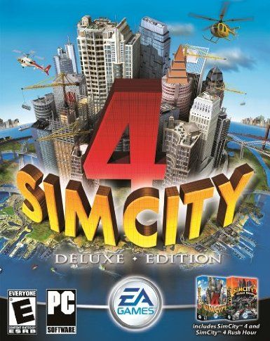 #amazon SimCity 4 Deluxe Edition [Download] - $5 (save 75%) #simcity4deluxeedition #electronicarts #softwaredownload