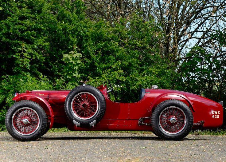 Aston Martin 2 Litre Le Mans (1939)