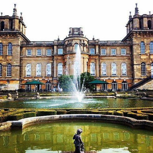 Make sure to see Blenheim Palace's permanent Winston Churchill exhibitions. Grab a pint at the Killingworth Castle in Woodstock before boarding your return train.