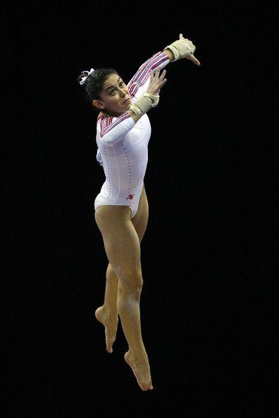 Elsa Garcia Rodriguez Blancas Photo - Artistic Gymnastics World Championships 2009 - Day Five