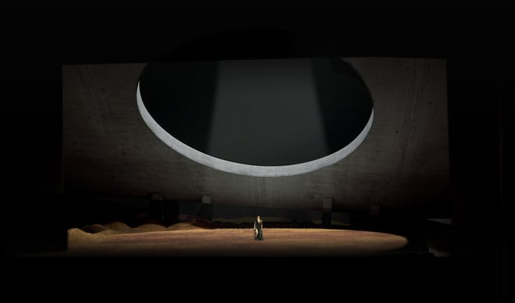 "stagedesignlagarde: "" The Rite of Spring Opera Théâtre et Ballet de Novosibirsk Set Design Alain Lagarde Costumes Stéphie Bäuerle Choreography Patrick de Bana """