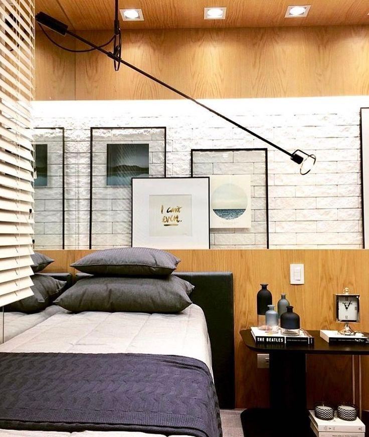"""224 Likes, 5 Comments - Cícera Gontijo (@escritoriociceragontijo) on Instagram: """"As obras de arte complementam e dão charme a esse espaço de conversação. #arquitetura #decoração…"""""""