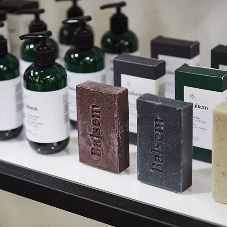 With a considered blend of essential and botanical oils, our Balsem bar soap moisturizes your skin while fresh forest scents deliver an uplifting feel. Available in 3 scents. | #frankandoak #balsem : @libertyfairs
