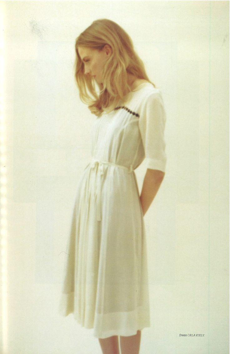 : Summer Dresses, Feminine Fashion, White Shirts, Cream Dresses, Pretty Fashion, Perfect Dresses, Romantic Dresses, White Dresses, Everyday Outfit