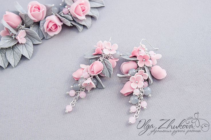 cool Jewelry from polymer clay by polyflowers on DeviantArt