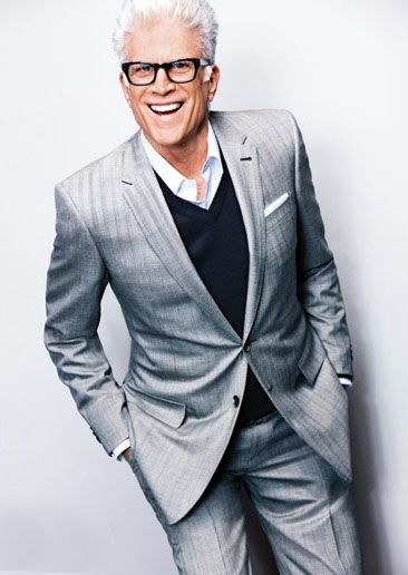 GQ: Ted Danson, add swather inside the suite