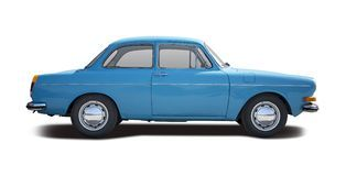Old Classic Car VW Karmann Ghia - Download From Over 52 Million High Quality Stock Photos, Images, Vectors. Sign up for FREE today. Image: 42755027