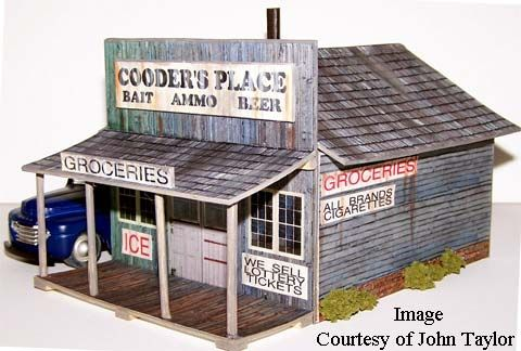 1000 images about other great ho scale models out there - Printable ho scale building interiors ...