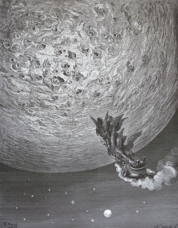 Gustave Dore illustration for Orlando Furioso