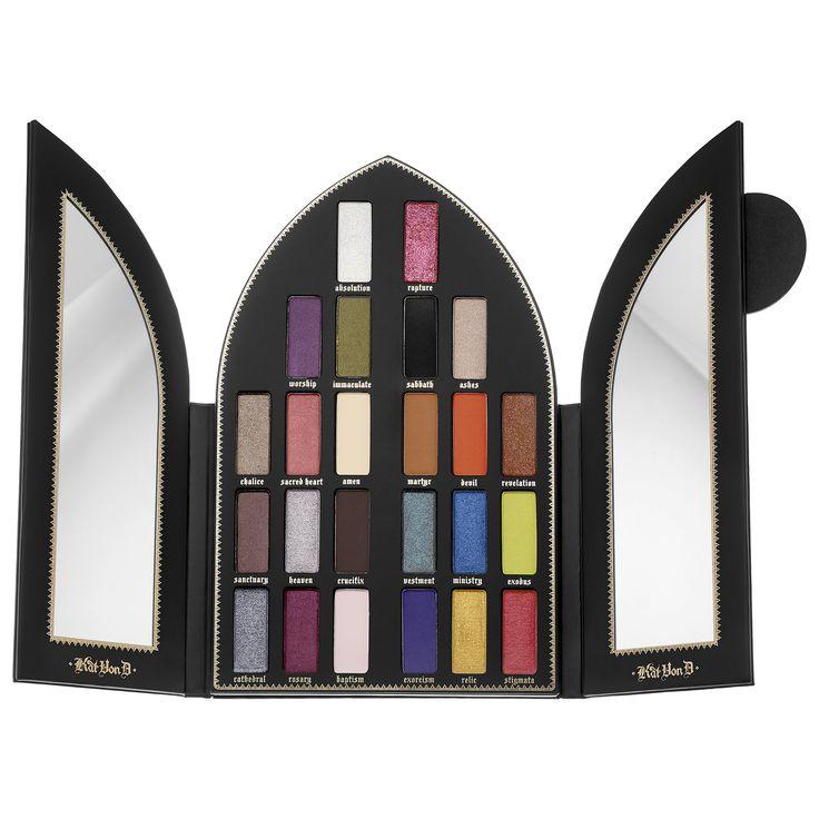 Saint & Sinner Eyeshadow Palette - Kat Von D | Sephora