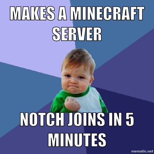 how to make my own minecraft server pe