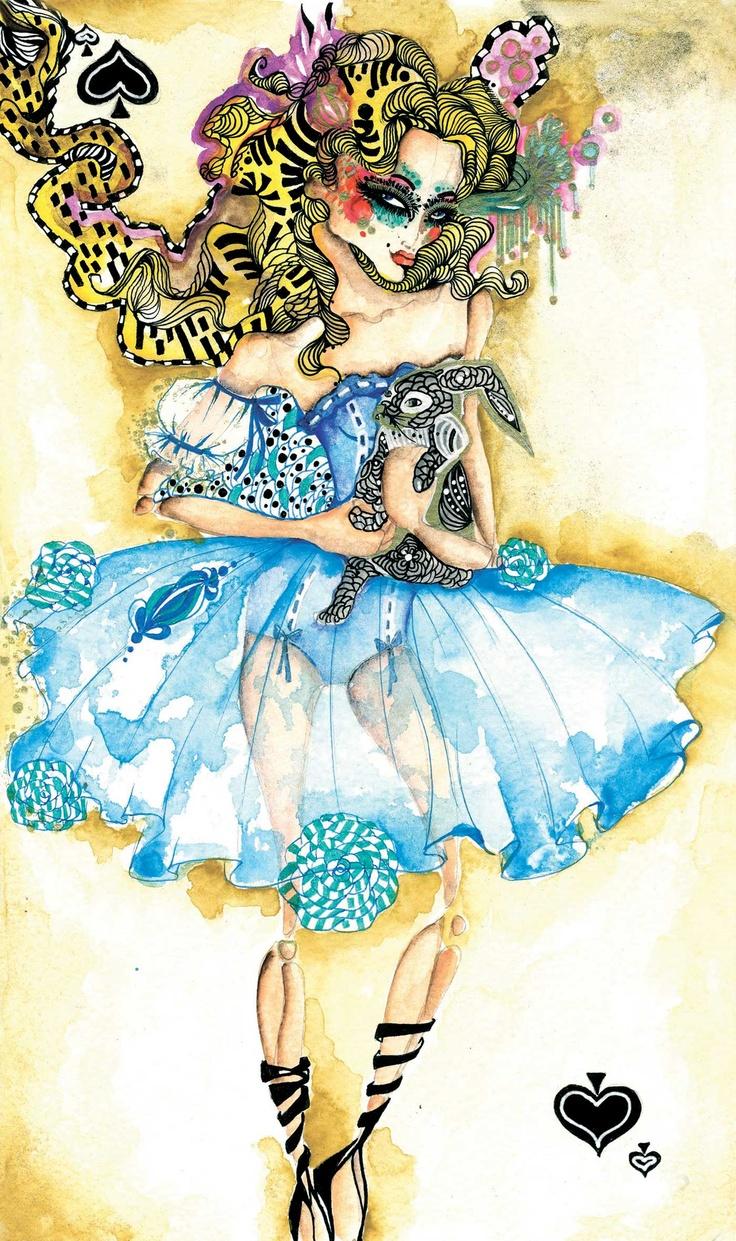 Alice - Catarina Gushiken
