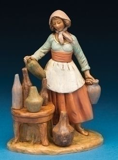 Mara, Glass and Pottery Merchant - 5 Scale