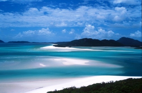 White haven beach, Qld