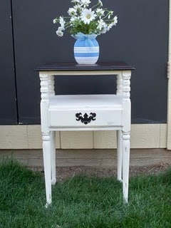 50 best DIY End Table Makeovers images on Pinterest Furniture
