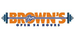 Brown's Gym is an officially recognized platinum level USA Powerlifting Regional Training Center owned by USAPL fixtures Jim and Janel Brown.  Jim is a Senior International coach and was the USAPL Coach of the Year in 2010.   Janel is an American record holder in the squat who regularly competes nationally and abroad.