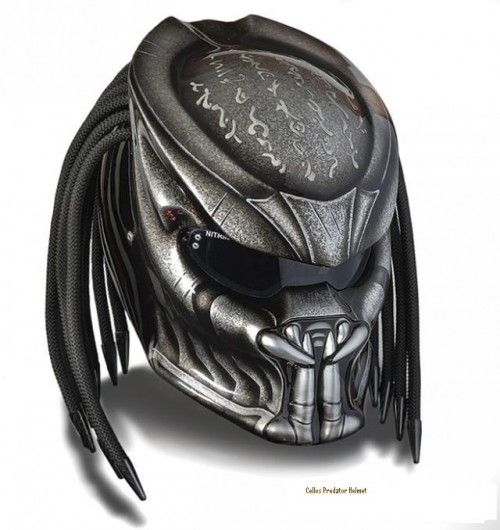 Details  Details Predator Helmet Specifications: »Include Helm »Basic Helm GM…