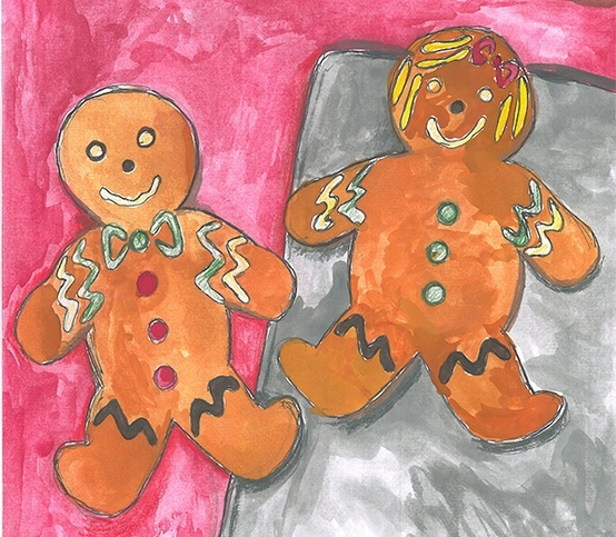 Love the taste #Gingerbread#men.