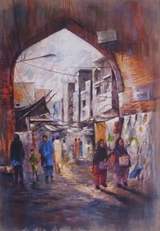 Pakistan Art Gallery | contemporary art in Pakistan | Art Galleries in Lahore