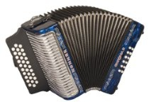 Hohner Accordions 3500GBL 43-Key Accordion