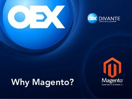 Why Magento?  #ecommerce #presentation
