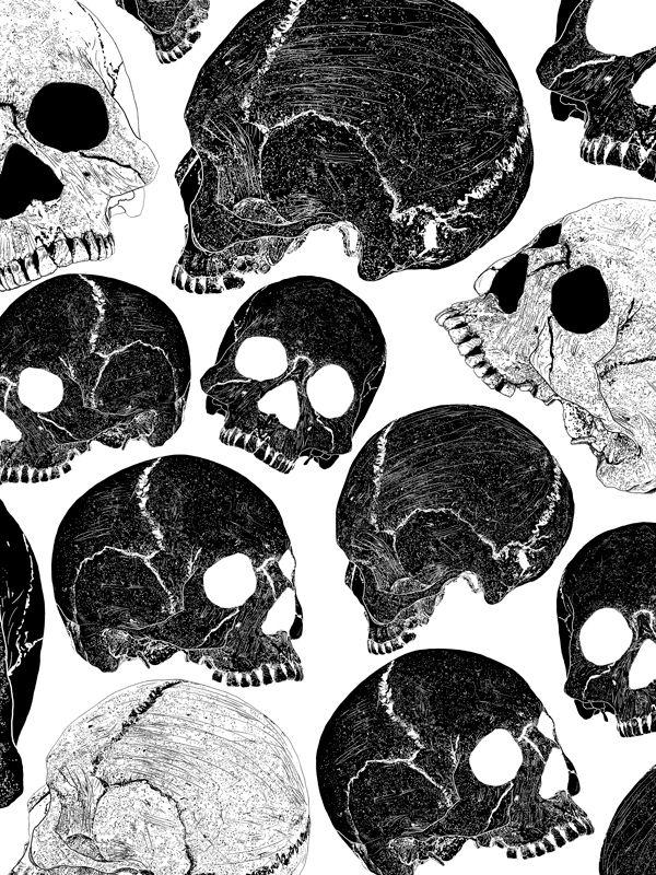 https://www.behance.net/gallery/Skulls/15740443 - Bernardo Steinmacher