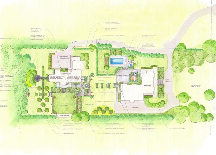 199 best site plans graphics images on pinterest for Landscape architect drawing