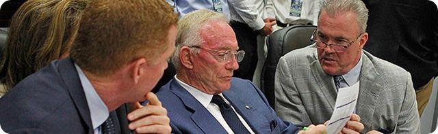 NFL COMPENSATORY PICKS - League awards Dallas Cowboys 3 additional picks for 2014 NFL Draft