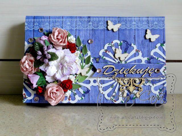 Art-Carta : Słodkości ubrane w fiolet