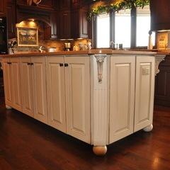 Kitchen Island Feet 48 best kitchen islands images on pinterest | custom kitchens
