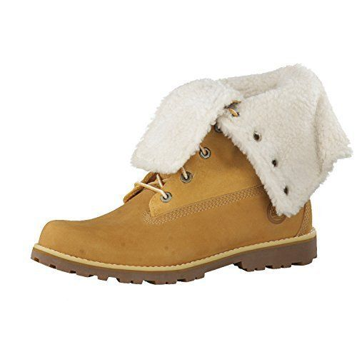 Timberland 6 In Wp Shearling Bo, Chaussures à Col Roulé Mixte Enfant: Tweet Certainement le produit phare de la marque, découvrez ce modèle…