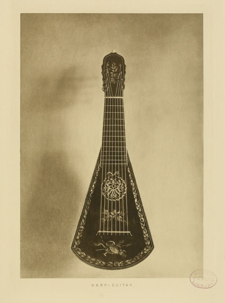106 Best Harp Guitar Images On Pinterest Music