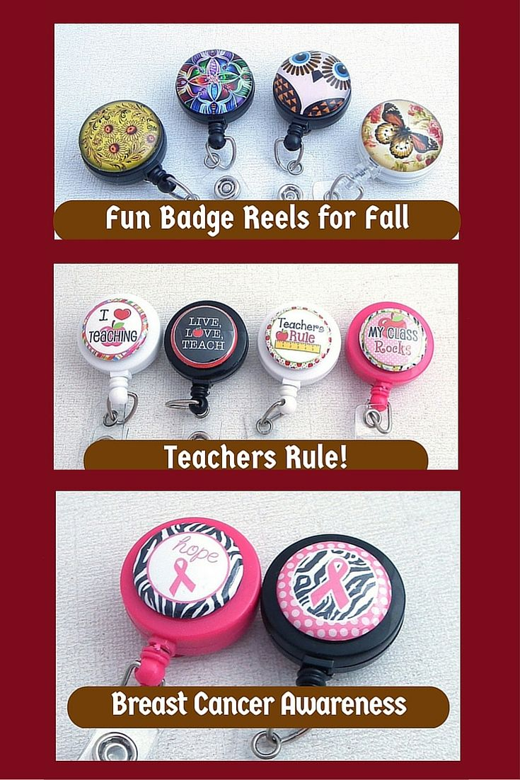 1000+ images about Badge Reels on Pinterest