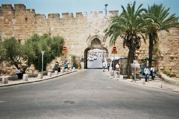 Old City Gates Jerusalem | Cidade de Davi, um passeio imperdível em Jerusalém