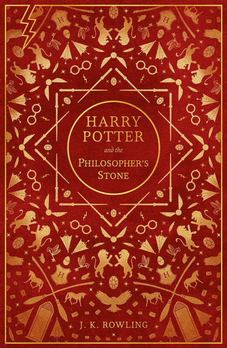 Harry Potter Book Cover Redesigns By Rachel Lancaster #harrypotter #book  #cover