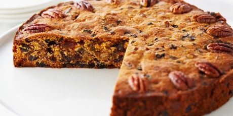 Recipe For A Fruit Cake By Anna Olsen