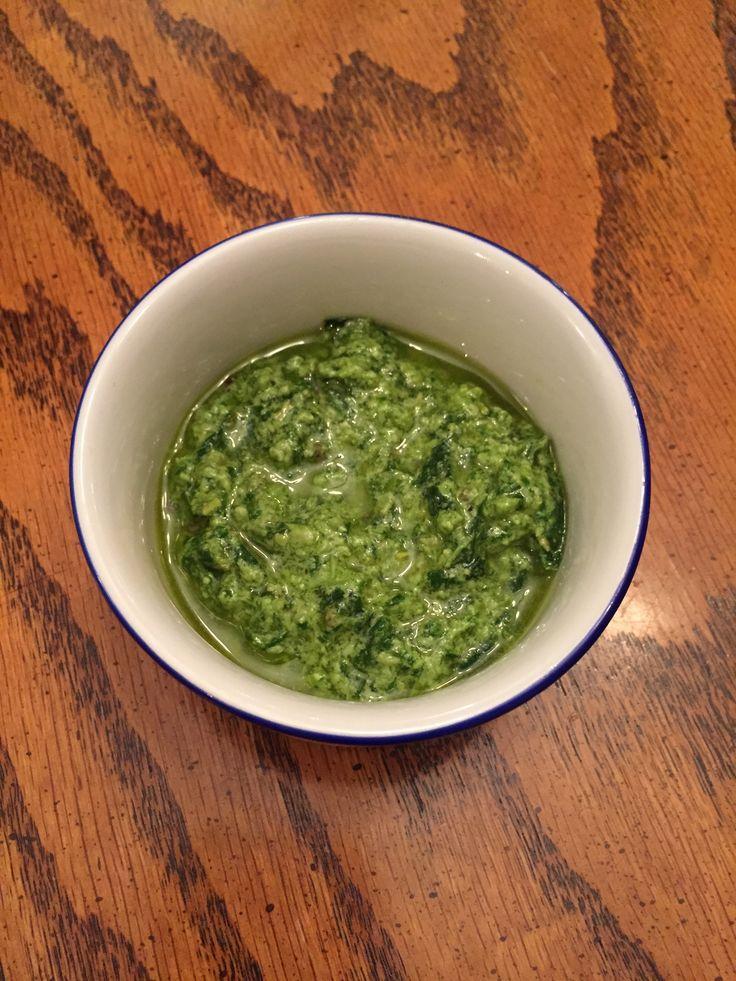 Easy to make Pesto, By Grub Garden, YouTube