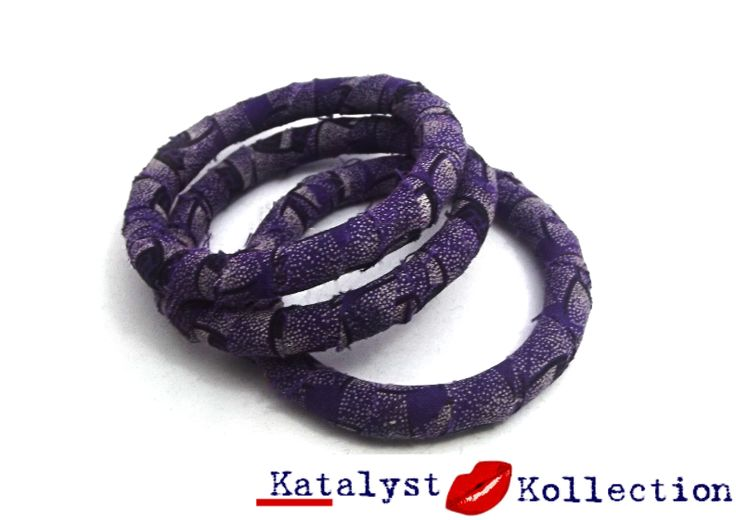 http://www.katalystkollection.co.za/index.php/accessories/product/121-3-piece-set-of-purple-shweshwe-bangles