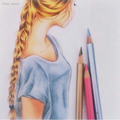 How do people even draw this??? I can barely draw a stick figure.