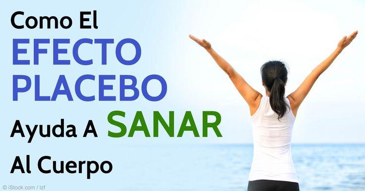 El efecto placebo se puede originar por la creencia consciente en los medicamentos y por una relación del subconsciente entre la recuperación y sanación. http://articulos.mercola.com/sitios/articulos/archivo/2015/03/05/el-efecto-curativo-del-placebo.aspx