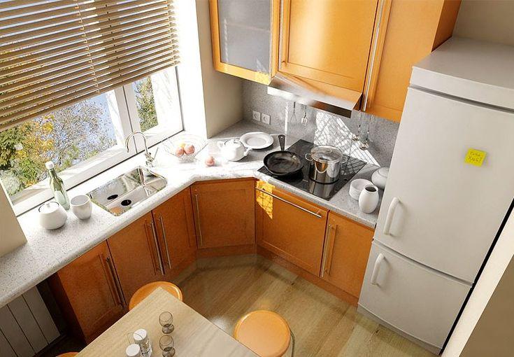 Фото маленьких кухонь в хрущевке фото