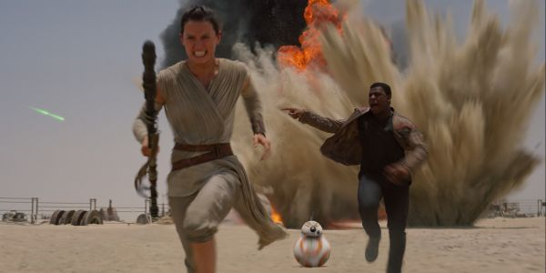 How Peter Mayhew Really Feels About The New Star Wars 7 Cast Members