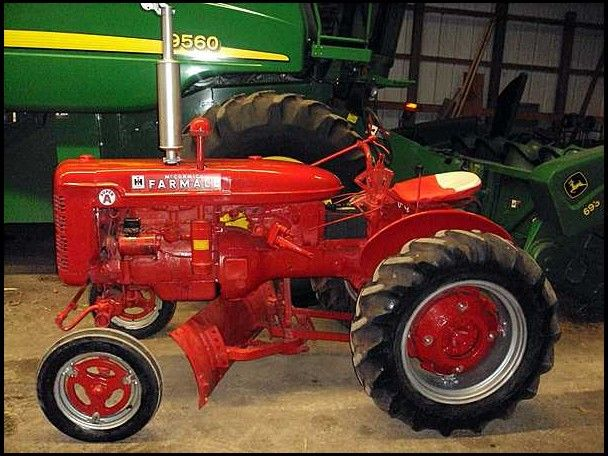Farmall Super A : Farmall super a tractor mecum auctions dream